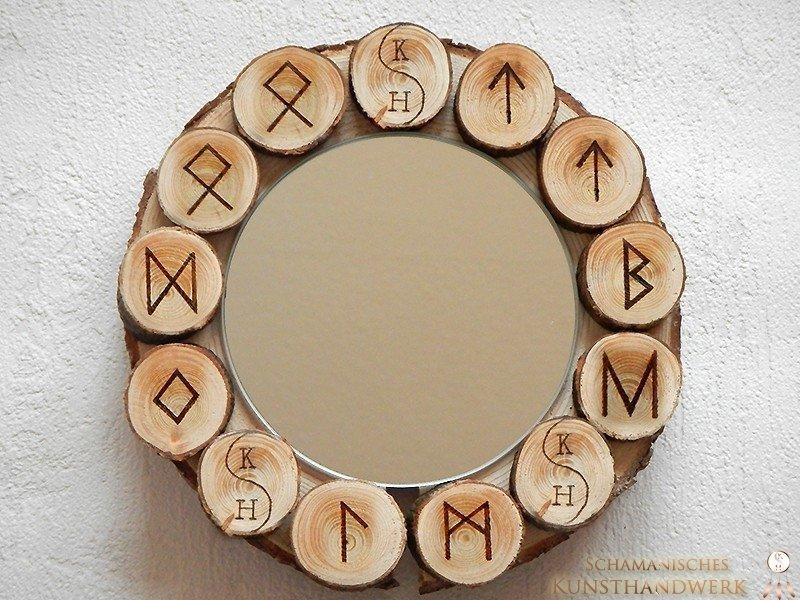 Runen-Spiegel \