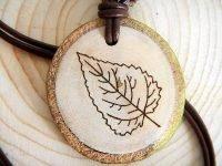 Krafbaum Amulett Pappel (Abb. ähnlich)