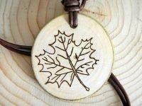 Kraftbaum Amulett Ahorn (Abb. ähnlich)