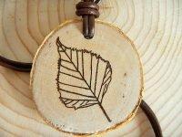Kraftbaum Amulett Birke (Abb. ähnlich)