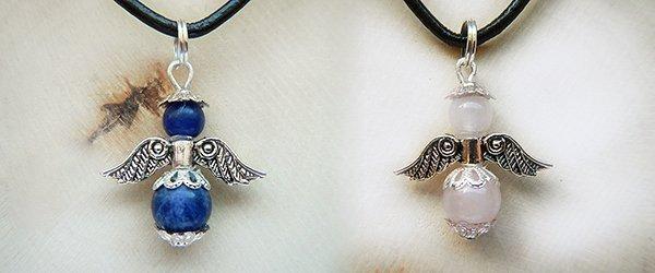 Engel Amulett Kollektion 3