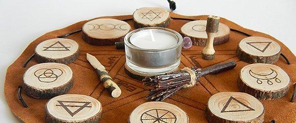 Reise-Altar Kollektion