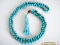 Türkis Mala (108 Perlen)