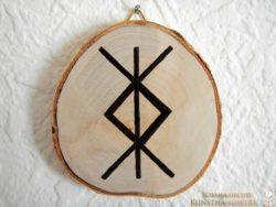 Runen Schilder
