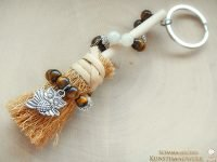 Hexenbesen Schlüsselanhänger