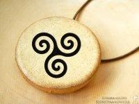 Schamanentrommel Amulett