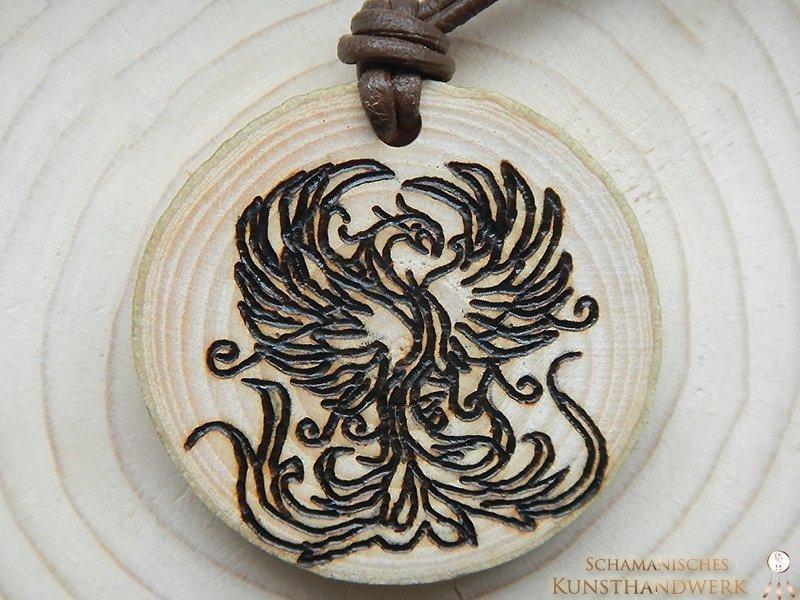 Krafttier Amulett