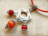 Chakra Amulett