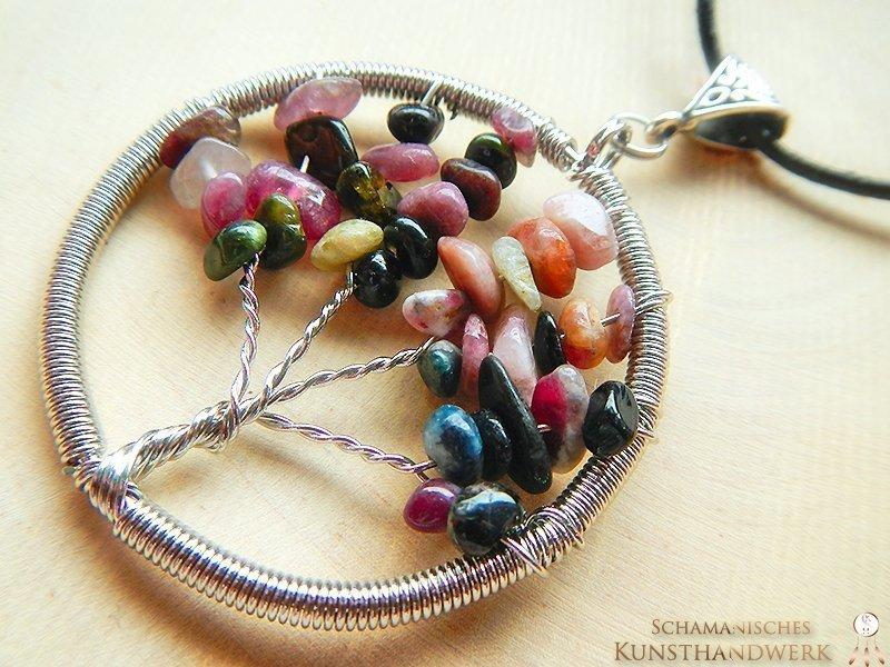 Lebensbaum Amulett
