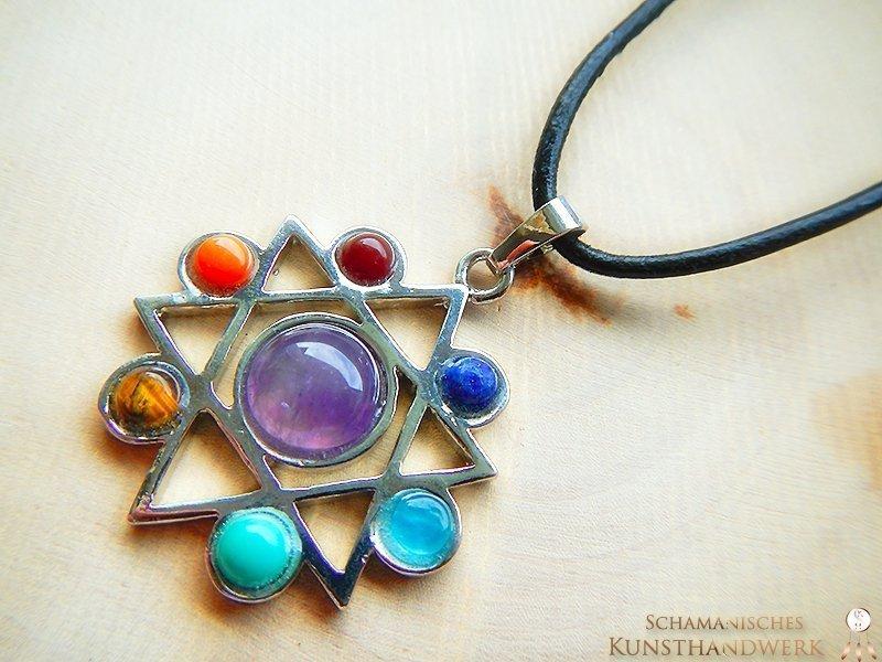 Chakra Harmonie Anhänger