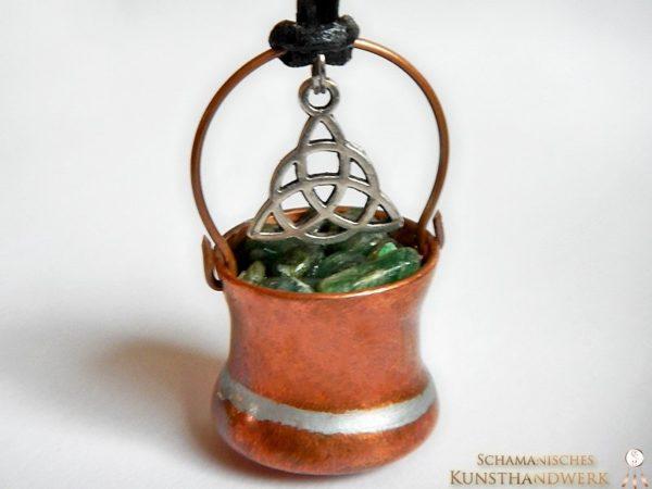 Hexenkessel Amulette