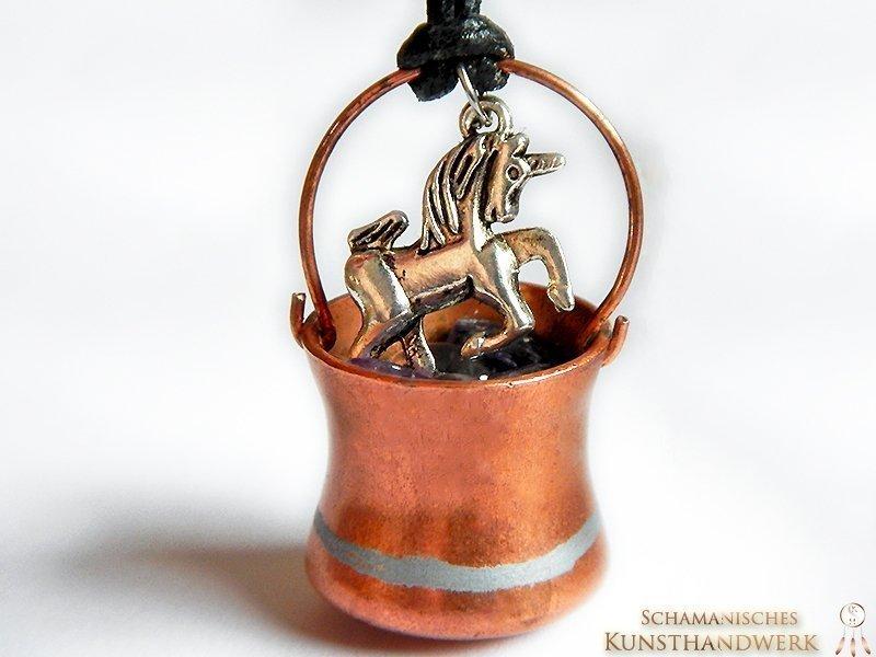 Hexenkessel Amulett