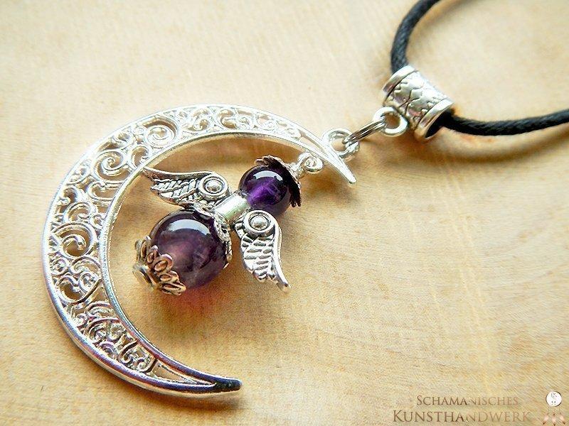 Mond Amulett