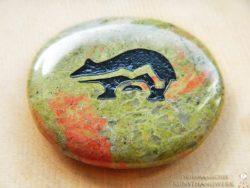 Krafttier Steine