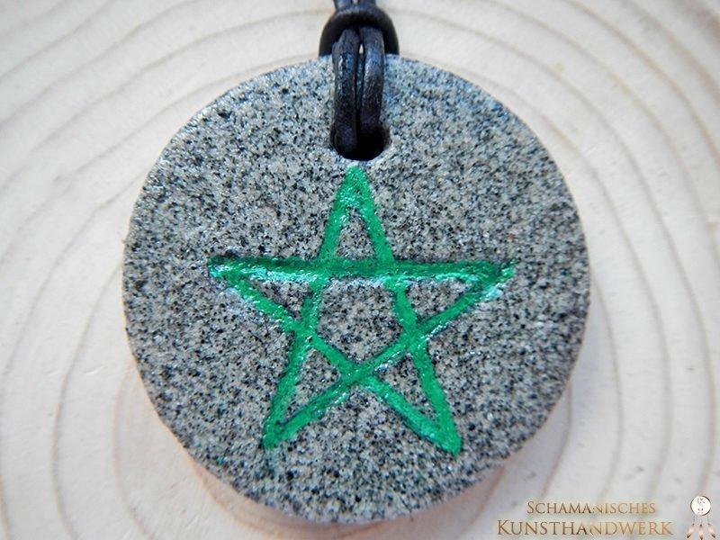 Granit Amulett