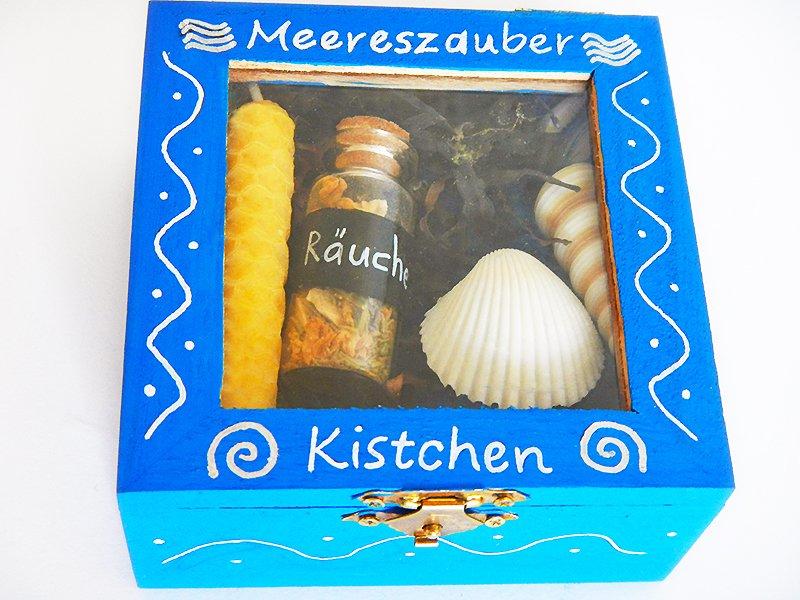 Meereszauber Kistchen