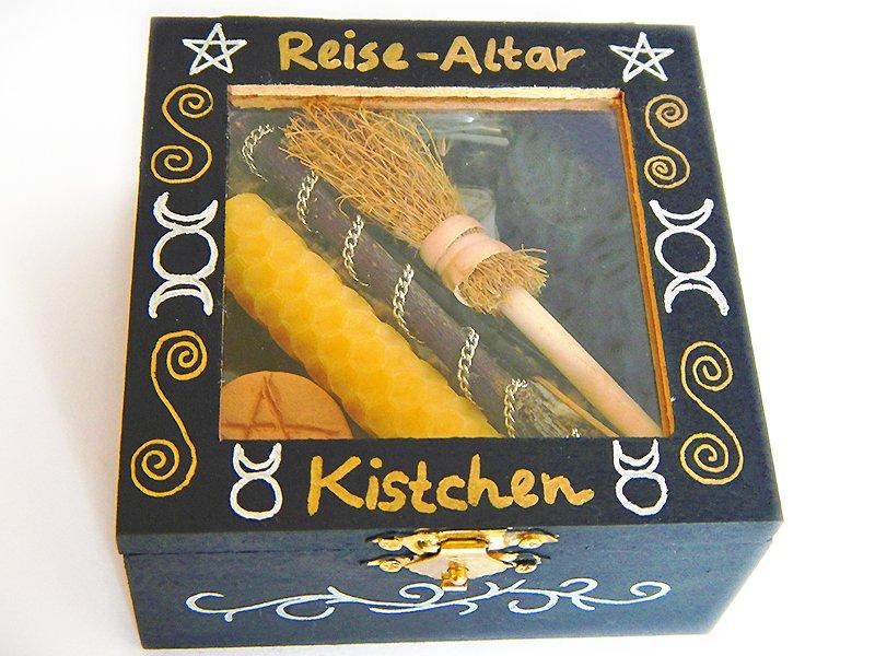 Reise-Altar Kistchen