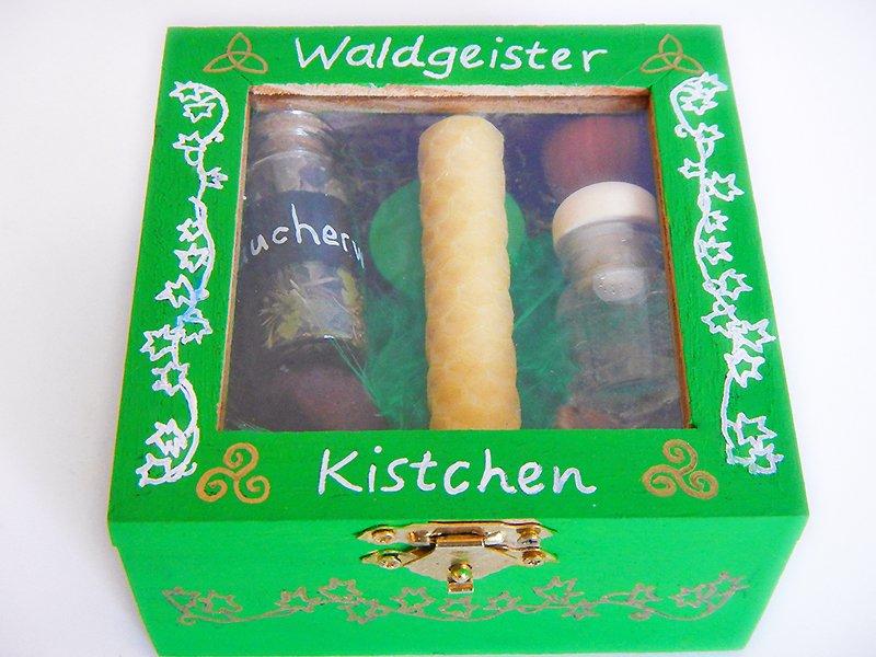 Waldgeister Kistchen