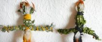Pflanzengeist Puppen Kollektion