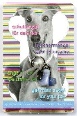 Schutzengel Anhänger für Hunde