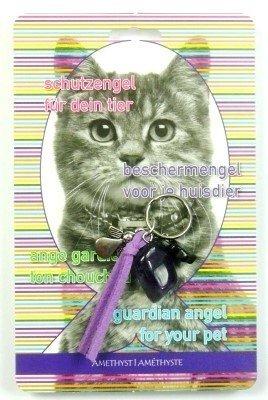 Schutzengel Anhänger für Katzen