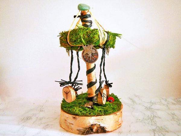 "Beltane Baum ""Runen"" (Abb. ähnlich)"