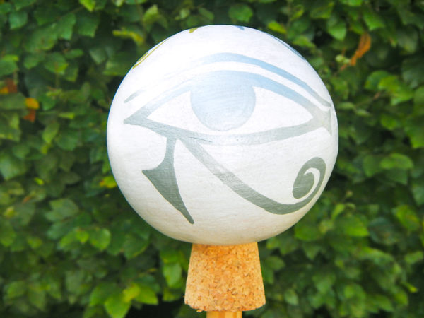 "Gartenkugel ""Auge des Re"" (Abb. ähnlich)"